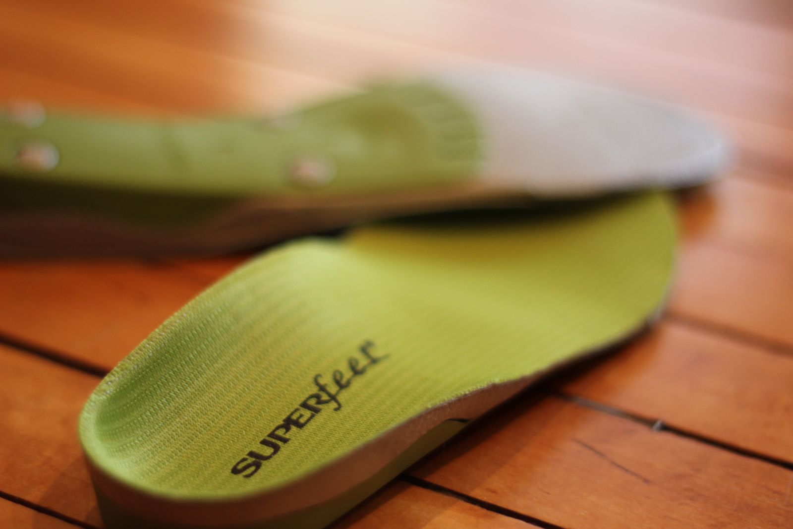 Orthotics to Help with Heel Pain