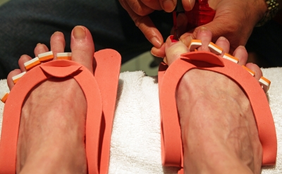 Look your best with a great pedicure!